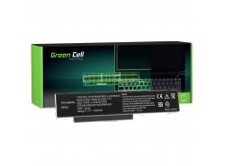 Green Cell Laptop Accu DHR503 voor Joybook A52 A53 C41 R42 R43 R43C R43CE R56 und Packard Bell EASYNOTE MB55 MB85 MH35 MH45 MH88