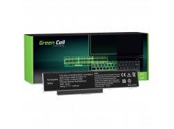 Green Cell ® laptopbatterij SQU-701DHR504 voor Joybook C41 Q41 R43 R43C R43CE R56 en Packard Bell EASYNOTE MB55 MB85 MH35 MH45 M