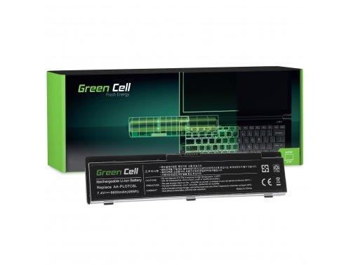 Green Cell ® laptopbatterij AA-PL0TC6L voor Samsung N310 NC310 X120 X170 7.4V