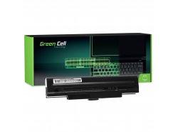 Green Cell ® Laptop Akku AA-PB5NC6B AA-PB5NC6B / E voor Samsung NP-Q35 XIH NP-Q35 XIP NP-Q35 XIC NP-Q45 WEV NP-Q70 XEV