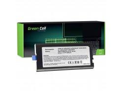 Green Cell Laptop Accu CF-VZSU29 CF-VZSU29A voor Panasonic Toughbook CF29 CF51 CF52 6600mAh