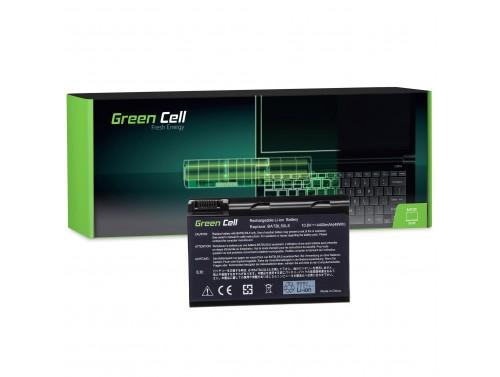 Green Cell Laptop Accu BATBL50L6 BATCL50L6 voor Acer Aspire 3100 3650 3690 5010 5100 5200 5610 5610Z 5630 TravelMate 2490 11.1V