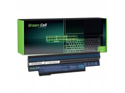 Green Cell ® Laptopbatterij UM09G71 UM09H31 voor Acer Aspire One 533 532H 533H eMachines EM350 NAV51 Packard Bell EasyNote S2