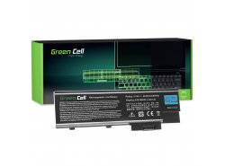 Green Cell Laptop Accu SY6 voor Acer Aspire 1640 1640Z 1650Z 1690 3000 3500 3510 3630 5000 5510 TravelMate 2300 2310 4060 4100