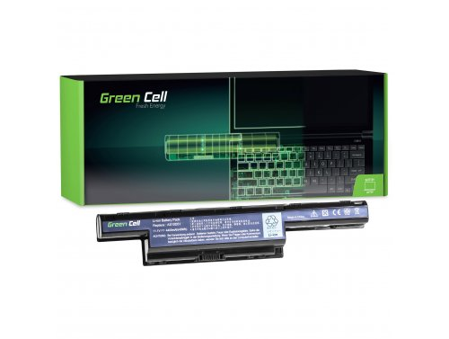 Green Cell ® laptopbatterij AS10D31 AS10D41 AS10D51 voor Acer Aspire 5733 5741 5742 5742G 5750G E1-571 TravelMate 5740 5742