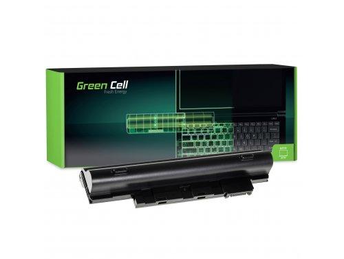 Green Cell ® laptopbatterij AL10A31 AL10B31 voor Acer Aspire One D255 D257 D260 D270 722 Packard Bell EasyNote Dot S 4400mAh