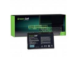 Green Cell Laptop Accu GRAPE32 TM00741 TM00751 voor Acer Extensa 5210 5220 5230 5230E 5420 5620 5620Z 5630 5630EZ 5630G 14.8V