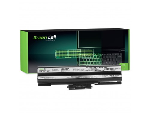 Green Cell ® laptopbatterij VGP-BPS13 VGP-BPS21 voor SONY VAIO VGN-FW PCG-31311M VGN-FW21E