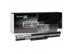 Green Cell PRO Laptop Accu VGP-BPS35A VGP-BPS35 voor Sony Vaio SVF15 SVF14 SVF1521C6EW SVF1521G6EW Fit 15E Fit 14E