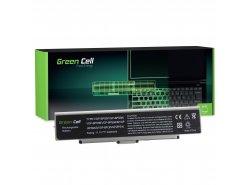 Green Cell Laptop Accu VGP-BPS9B VGP-BPS9 VGP-BPS9S voor Sony Vaio VGN-NR VGN-AR570 CTO VGN-AR670 CTO VGN-AR770 CTO