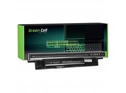 Green Cell Laptop Accu XCMRD voor Dell Inspiron 15 3521 3537 3541 3542 3543 15R 5521 5535 5537 17 3721 5749 17R 5721 5737