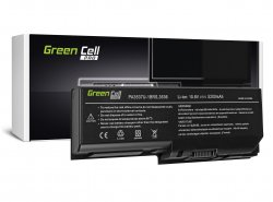 Green Cell PRO Laptop Accu PA3536U-1BRS PABAS100 voor Toshiba Satellite L350 P200 P300 P300D X200 X205 Equium L350 P200 P300
