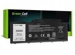 Green Cell ® laptopbatterij F7HVR voor Dell Inspiron 15 7537 17 7737 7746, Dell Vostro 14 5459