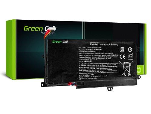 Green Cell ® laptopbatterij PX03XL voor HP Envy 14-K M6-K