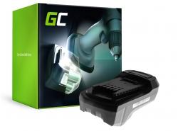 Green Cell ® Werkzeug Akku für Einhell RT-CD 14,4/1 2 Ah 14.4 V