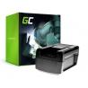 Green Cell ® accu-gereedschap voor Kärcher BV 5/1 Bp Karcher T 9/1 Bp 25.2 V 4.5Ah