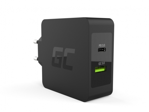 Lader USB-C 30 W USB QC3.0 Apple MacBook 12, iPad Pro 2020, Lenovo Yoga Tab 3 Plus