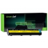 Green Cell ® laptopbatterij voor Lenovo ThinkPad A30 A30P A31 A31P