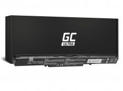 Green Cell ® Laptop Akku Green Cell ULTRA A41-X550E für Asus A450 A550 F550 K550 R510 R510D R510DP X450 X550 X550D