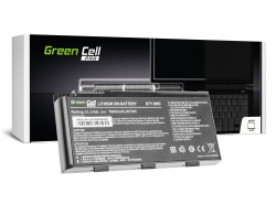 Green Cell PRO Laptop Accu BTY-M6D voor MSI GT60 GT70 GT660 GT680 GT683 GT683DXR GT780DXR GX660 GX780
