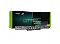 Green Cell ® laptopbatterij L14L4A01 voor Lenovo Z51 Z51-70 IdeaPad 500-15ISK