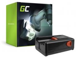 Green Cell ® Akku 8834-20 für Werkzeug Gardena EasyCut 42 Accu 8872-20 SmallCut 300 Accu 8844-20
