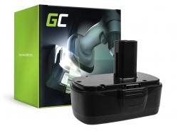 Green Cell ® Batterij 11375 11376 voor Craftsman C3 XCP 19.2V CRS1000 ID2030 11485 114850 114852 115410 17191 5727.1