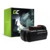 Green Cell ® -batterij PC18B voor gereedschap Porter-Cable PC1800D PC180DK PC18AG PC18JR PC18JS PC18RS PC18SS
