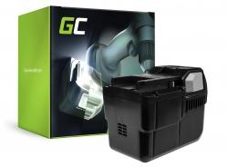 Green Cell ® Batterij BSL 3620 BSL 3626 voor gereedschap Hitachi CG 36DL CS 36DL DH 36DL ML 36DL RB 36DL