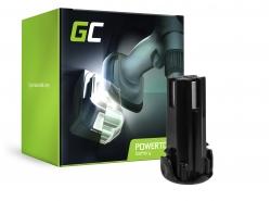 Green Cell ® Akku EBM315 für Werkzeug Hitachi DB3DL DB3DL2 NT50 NT65