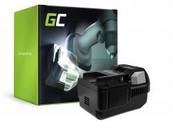 Green Cell ® Batterij BSL 2530 voor gereedschap Hitachi DH25DAL DH25DL DH24DVC