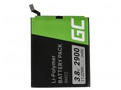 Green Cell ® Handy Akku BM22 für Xiaomi Mi 5 Mi5 Pro