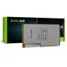 Batterij Green Cell T4450E voor Samsung Galaxy Tab 3 8.0 T310 T311 T315 SM-T310 SM-T311 SM-T315