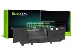 Green Cell Laptop Accu C21-X502 C31-X502 voor Asus F502C F502CA X502C X502CA VivoBook S500C S500CA