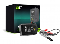 Green Cell universele intelligente batterijladers voor motorfiets AGM 2V / 6V / 12V