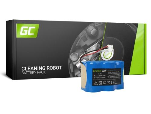 Akku Green Cell ® voor Ecovacs D66 D68 D73 D76 D650 D660 D680 D710 D720 D730 D760 6V 4.5Ah