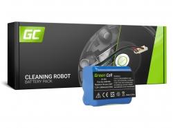 Batterij Green Cell ® voor iRobot Braava / Mint 380 380T 5200 5200B 5200C Plus 7.2V 2.5Ah