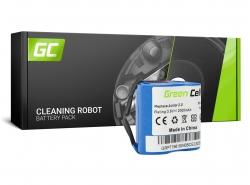 Green Cell ® Stofzuigerbatterij Type141 voor AEG Electrolux Junior 2.0