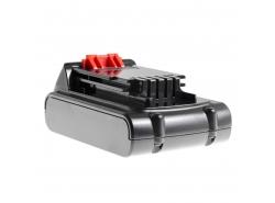 Werkzeug Akku BL1518 BL2020 für Black&Decker ASD ASL LGC120
