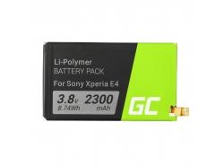 Akku LIS1574ERPC für Sony Xperia E4 E4G Z2 Compact Mini