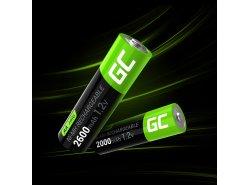 Green Cell 4x AA HR6 2000mAh Akku