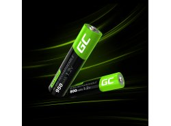 Green Cell 4x AAA HR03 950mAh Akku