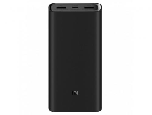 Originele Power Bank Xiaomi 3 PRO 20000 mAh USB-C 45 W Power Delivery