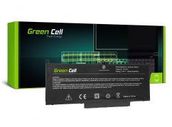 Green Cell Laptop Accu F3YGT voor Dell Latitude 7280 7290 7380 7390 7480 7490
