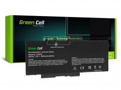 Green Cell Laptop Accu GJKNX 93FTF voor Dell Latitude 5280 5290 5480 5490 5491 5495 5580 5590 5591 Dell Precision 3520 3530