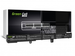 Green Cell PRO Laptop Accu A41N1308 A31N1319 voor Asus F751L R509 R512 R512C X451 X551 X551C X551CA X551M X551MA X551MAV X751L