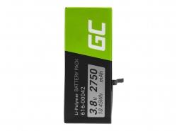Bateria Green Cell doet Telefonu Apple iPhone 6S Plus 2750mAh 3.8V