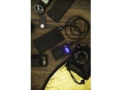 Camera-acculader BC-CSN Green