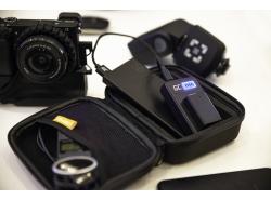 Camera-acculader 4.2 V