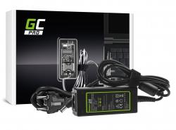 Voeding / lader Green Cell Pro 19V 2.1A 40W voor Samsung N100 N130 N145 N148 N150 NC10 NC110 N150 Plus